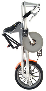 strida micro portable folder bike